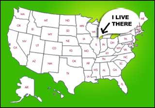 united states of america map for kids. Black Bedroom Furniture Sets. Home Design Ideas