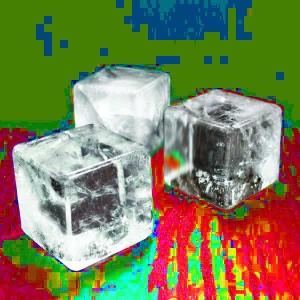 ice cubes byudiubg